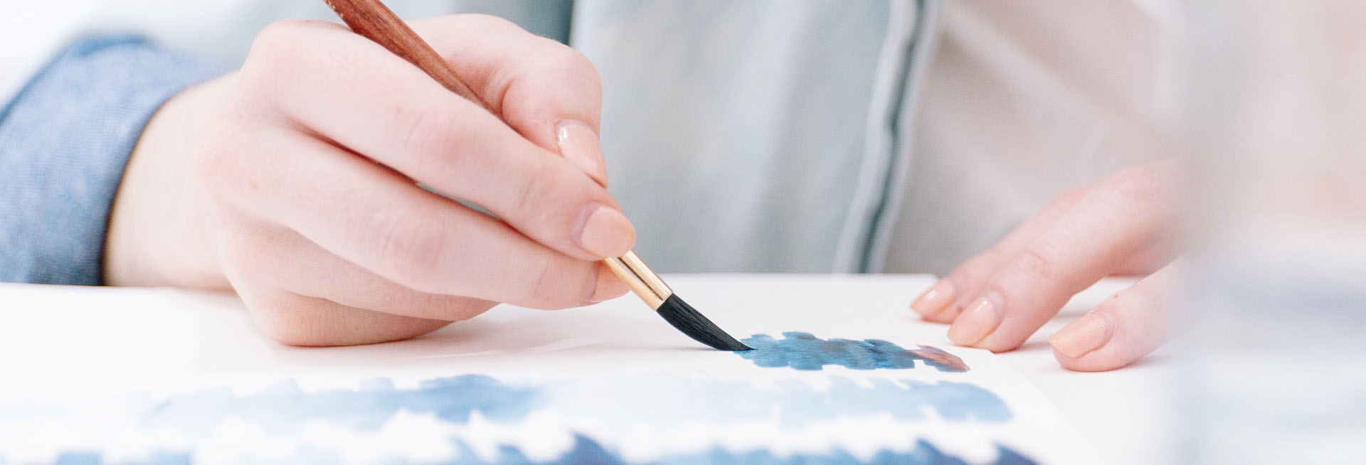Try Acrylic Paints